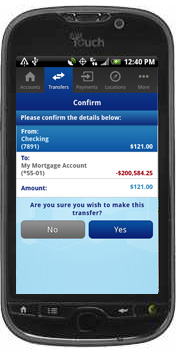 Managing your Kroger REWARDS World Mastercard® with Android