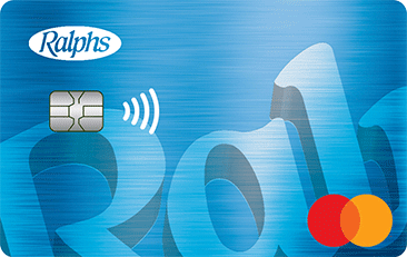 Ralphs REWARDS World MasterCard credit card